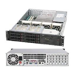 Сервера SUPERMICRO.